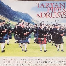 CDs de Música: TARTAN PIPES & DRUMS / CD - MUSIC DIGITAL-2003 / 16 TEMAS / LUJO / MUY DIFÍCIL.. Lote 161351314