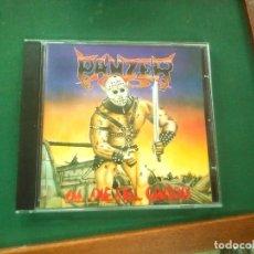 CDs de Música: PANZER AL PIE DEL CAÑON SPANISH . Lote 161355018