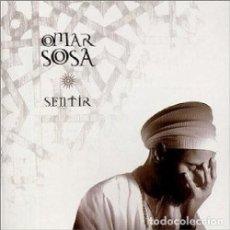 CDs de Música: OMAR SOSA - SENTIR - CD. Lote 161377766