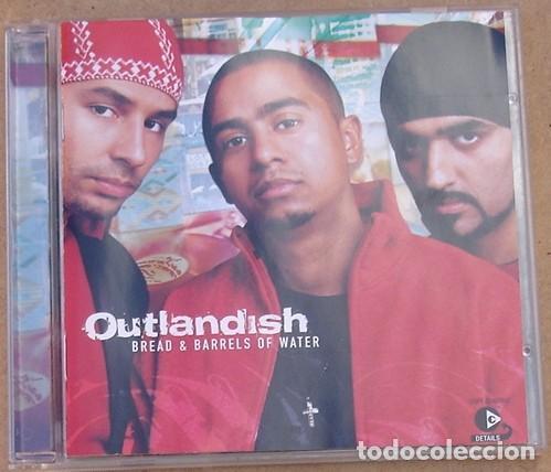 OUTLANDISH - BREAD & BARRELS OF WATETR (CD) 2003 - 14 TEMAS (Música - CD's Hip hop)