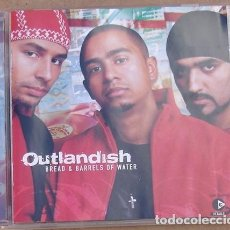 CDs de Música: OUTLANDISH - BREAD & BARRELS OF WATETR (CD) 2003 - 14 TEMAS. Lote 161391750