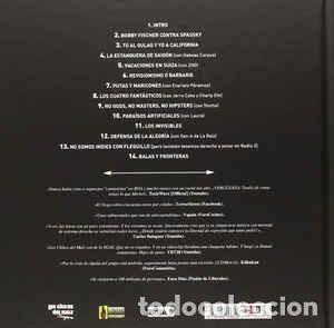 CDs de Música: LOS CHIKOS DEL MAIZ - La Estanquera De Saigón (Discolibro CD 2014, Boa Música 230BOA11076)PRECINTADO - Foto 2 - 161393226