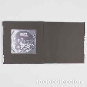 CDs de Música: RIOT PROPAGANDA - Agenda Oculta (Discolibro CD 2017, Boa Música 230BOA11236) NUEVO - Foto 3 - 161393898