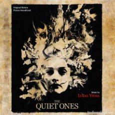 CDs de Música: THE QUIET ONES / LUCAS VIDAL CD BSO. Lote 161423998