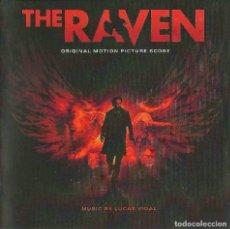 CDs de Música: THE RAVEN / LUCAS VIDAL CD BSO. Lote 161424026