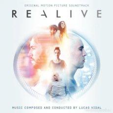 CDs de Música: REALIVE / LUCAS VIDAL CD BSO. Lote 161424058