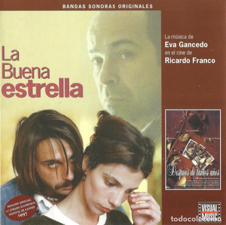 LA BUENA ESTRELLA / EVA GANCEDO CD BSO (Música - CD's Bandas Sonoras)