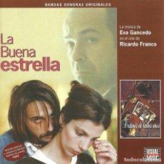 CDs de Música: LA BUENA ESTRELLA / EVA GANCEDO CD BSO. Lote 161424170
