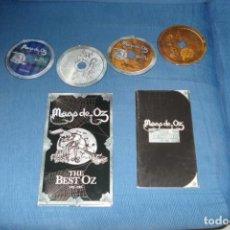 CDs de Música: MAGO DE OZ- THE BEST OZ 1988 - 2006 3 CD + DVD. Lote 161431398