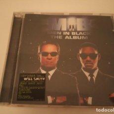 CDs de Música: MEN IN BLACK HOMBRES DE NEGRO BANDA SONORA CD WILL SMITH. Lote 161440834