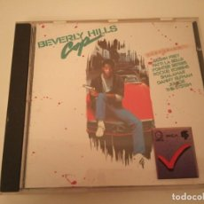 CDs de Música: SUPERDETECTIVE EN HOLLYWOOD BANDA SONORA CD EDDIE MURPHY. Lote 161441262