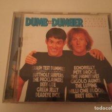 CDs de Música: DOS TONTOS MUY TONTOS BANDA SONORA CD JIM CARREY, JEFF DANIELS. Lote 161441610