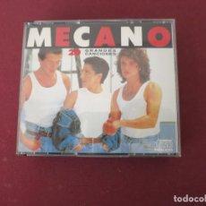 CDs de Música: MECANO (20 GRANDES CANCIONES CBS 2 CD. Lote 161447118