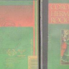 CDs de Música: EN UN PORTAL ROCIERO. CORO DE LA HERMANDAD DEL ROCIO DE SEVILLA. CD-FLA-941.. Lote 161452202