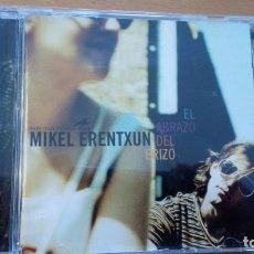 CDs de Música - MIKEL ERENTXUN EL ABRAZO DEL ERIZO CD - 161468422
