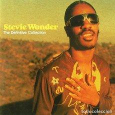 CDs de Música: STEVIE WONDER - THE DEFINITIVE COLLECTION - CD . Lote 161471910