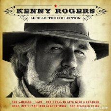 CDs de Música: KENNY ROGERS * CD * LUCILLE: THE COLLECTION * PRECINTADO. Lote 161478330