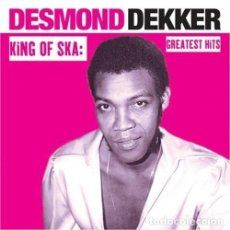 CDs de Música: DESMOND DEKKER *CD * KING OF SKA: GREATEST HITS * PRECINTADO!!. Lote 161483594