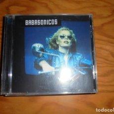 CDs de Música: BABASONICOS. VEDETTE. BULTACO DISCOS, 2000. EDT. ARGENTINA. CD. IMPECABLE (#). Lote 161484766