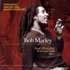 CDs de Música: BOB MARLEY * CD * SOUL ALMIGHTY - THE FORMATIVE YEARS VOL. 1 * RARE * PRECINTADO. Lote 161485770