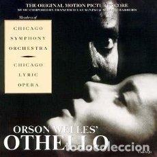 CD di Musica: OTELO - OTHELLO MÚSICA COMPUESTA POR ANGELO FRANCESCO LAVAGNINO Y ALBERTO BARBERIS. Lote 161495874