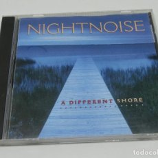 CDs de Música: CD - NIGHTNOISE - A DIFFERENT SHORE - 1995. Lote 161582238