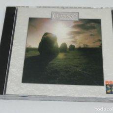 CDs de Música: CD - CLANNAD - MAGICAL RING - 1983. Lote 161582962