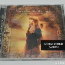 CDs de Música: CD - LOREENA MCKENNIT - THE BOOK OF SECRETS - EDICIÓN LIMITADA CON DVD - 1997 - 2004. Lote 161587338