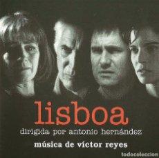 CDs de Música: LISBOA / VICTOR REYES CD BSO. Lote 161598130