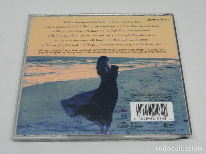 CDs de Música: CD - SUZANNE CIANI - THE PRIVATE MUSIC OF - 1992 - Foto 2 - 161599034
