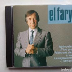 CDs de Música: EL FARY EXITOS CD 14 TEMAS. Lote 161599734