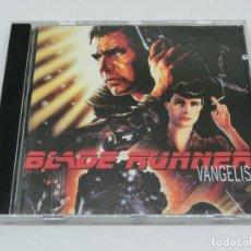 CDs de Música: CD - VANGELIS - BLADE RUNNER - 1994. Lote 161599770