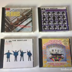 CDs de Música: EXCELENTE LOTE DE CDS THE BEATLES. Lote 161663366