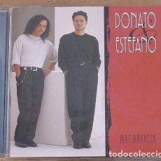 CDs de Música: DONATO & ESTEFANO - MAR ADENTRO (CD) 1995 - 12 TEMAS. Lote 161710442