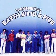 CDs de Música: EARTH, WIND & FIRE - THE ESSENTIAL EARTH, WIND & FIRE (2XCD, COMP) LABEL:COLUMBIA CAT#: 509579 2 . Lote 161712466