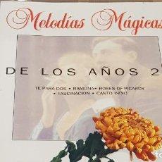 CDs de Música: DE LOS AÑOS 20 / COLECCIÓN MELODÍAS MÁGICAS / CD - PDI-1994 / 14 TEMAS / CALIDAD LUJO.. Lote 161713042