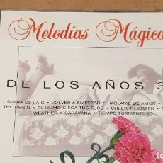 CDs de Música: DE LOS AÑOS 30 / COLECCIÓN MELODÍAS MÁGICAS / CD - PDI-1994 / 14 TEMAS / CALIDAD LUJO.. Lote 161713182