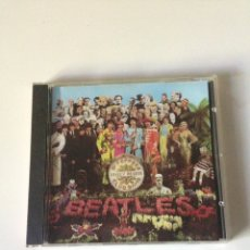 CDs de Música: THE BEATLES SGT PEPPERS LONELY HEARTS CLUB BAND. Lote 161719594