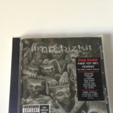 CDs de Música: LIMP BIZKIT NEW OLD SONGS REMIX. Lote 161720296