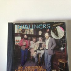 CDs de Música: DUBLINERS - 20 ORIGINAL GREATEST HITS. Lote 161720874