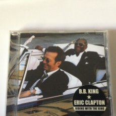 CDs de Música: B.B. KING & ERIC CLAPTON. Lote 161721169