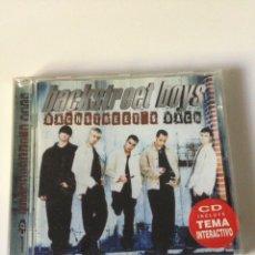 CDs de Música: BACKSTREET BOYS/DE BACHSTREET'S. Lote 161722045