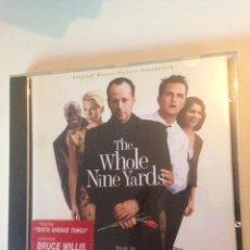 CDs de Música: THE WHOLE NINE YARDS. Lote 161724356