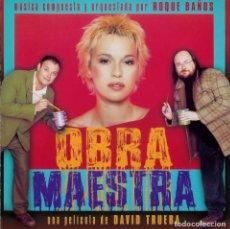 CDs de Música: OBRA MAESTRA / ROQUE BAÑOS CD BSO. Lote 161727374