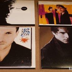 CDs de Música: MIGUEL BOSÉ / 4 CDS EN CALIDAD LUJO / DE LA COLECCIÓN TODO BOSÉ. / TOTAL 43 TEMAS / LUJO.. Lote 161730802