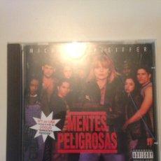 CDs de Música: MENTES PELIGROSAS. Lote 161741002