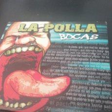 CDs de Música: LA POLLA RECORDS / CD DIGIPACK / BOCAS / PUNK / ROCK. Lote 161766178