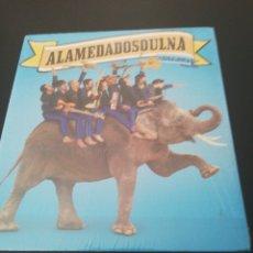 CDs de Música: ALAMEDADOSOULNA / CD PRECINTADO / JALEO. Lote 161768282