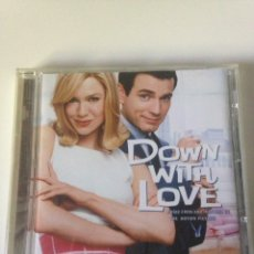 CDs de Música: DOWN WITH LOVE. Lote 161773102