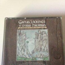 CDs de Música: GAITAS, VIOLINES Y OTRAS HIERBAS. Lote 161774210